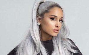 Ariana Grande - ngôi sao tóc Bạch Kim
