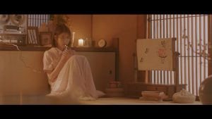 (Ảnh cắt từ MV Through The Night)