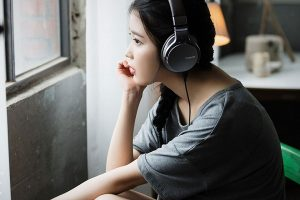 Nghe nhạc giải trí