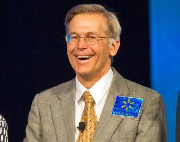 Jim Walton của tập đoàn Walmart xứng đáng đại diện cho cung Song Tử